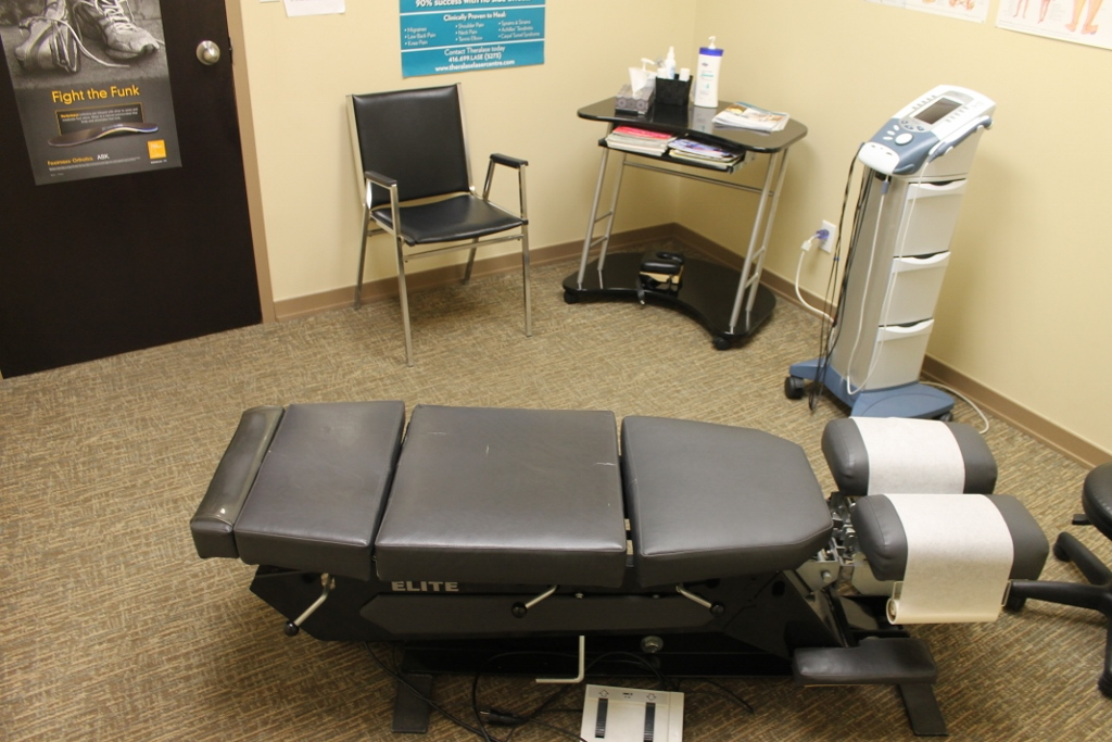 Chiroworks Treatment Room 2