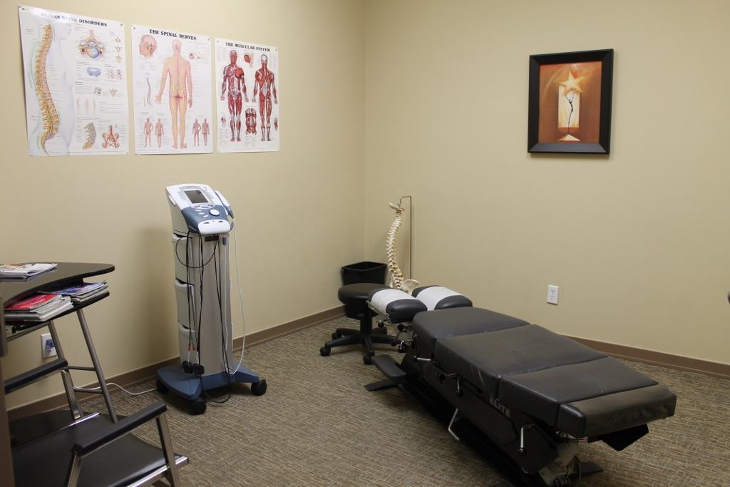 Chiroworks Treatment Room