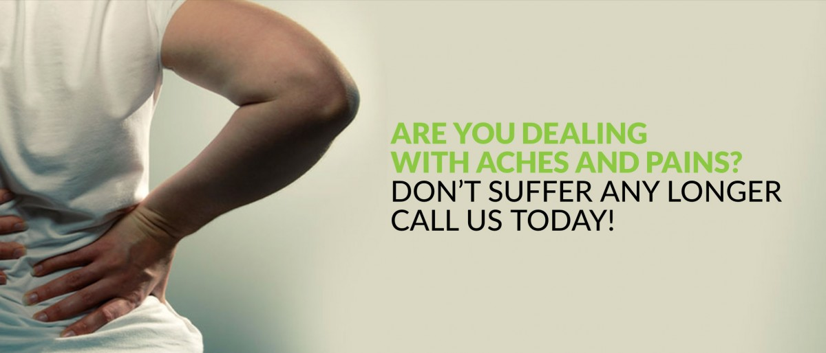 Don't suffer, call us today!