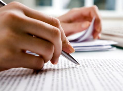 Paperwork & Schedules