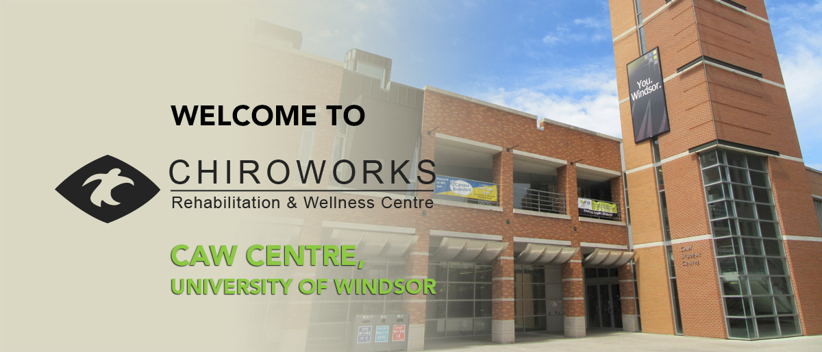 Chiropractor Care Windsor